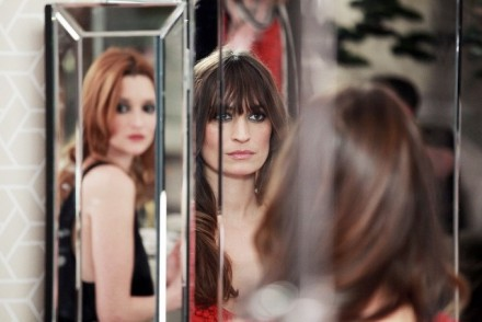 Miu Miu Women's Tales | Film Stills from The Powder Room by Zoe Cassavetes 3