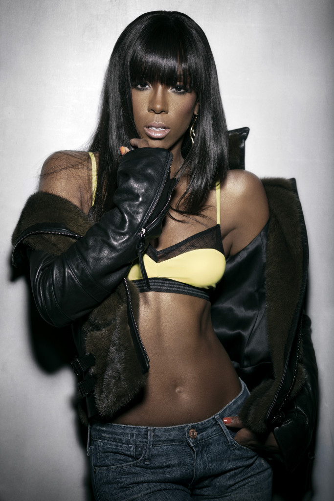 Kelly Rowland by Randall Slavin