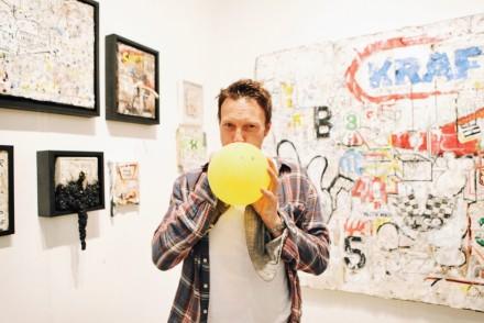 Artist Greg Haberny | Art Basel Miami Beach 2013