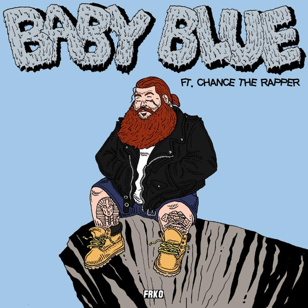 Action Bronson - Baby Blue