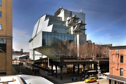 The New Whitney Museum