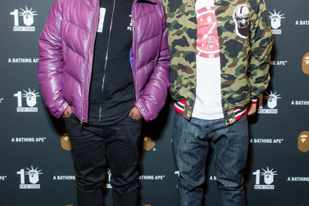 A Bathing Ape, BAPE celebrates New York Store 10 Year Anniversary Party