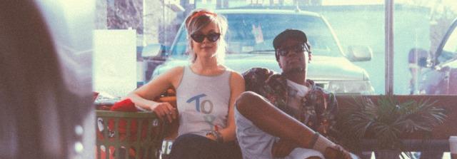 Sunny & Gabe at Broccoli City Festival