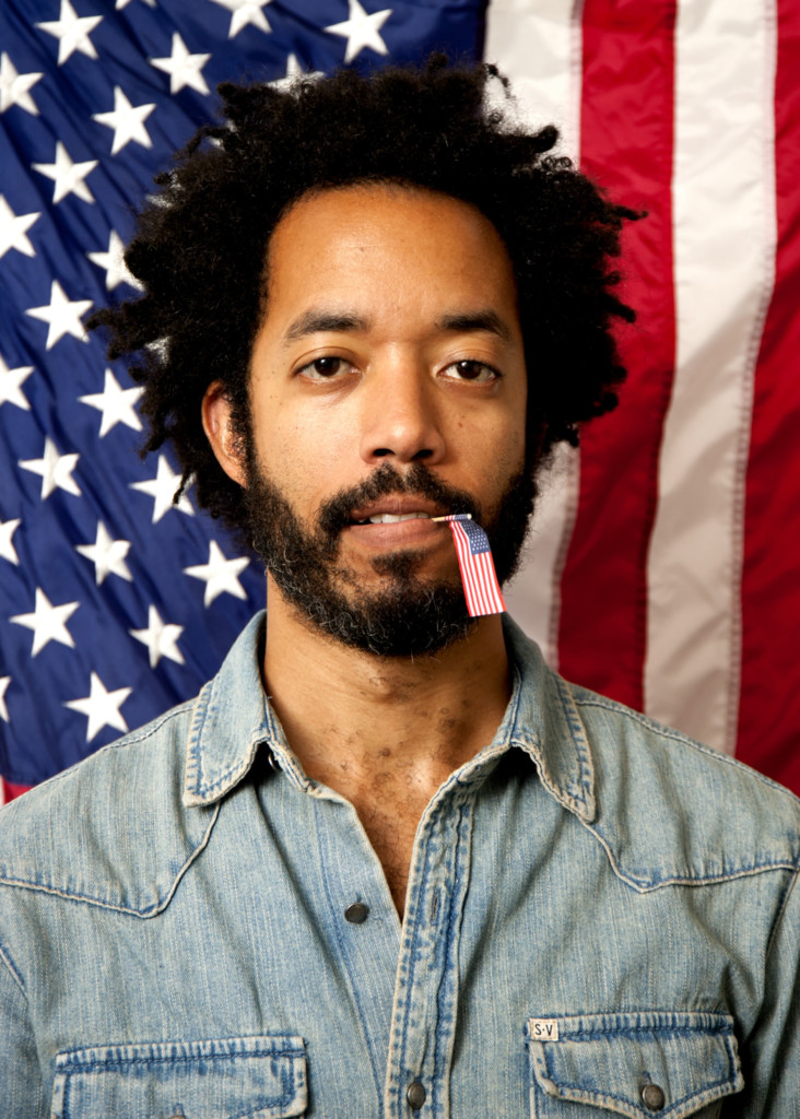 Wyatt Cenac by Matthew Shrier