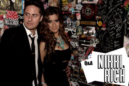 Nikki & Rich by Ashley Sky Walker