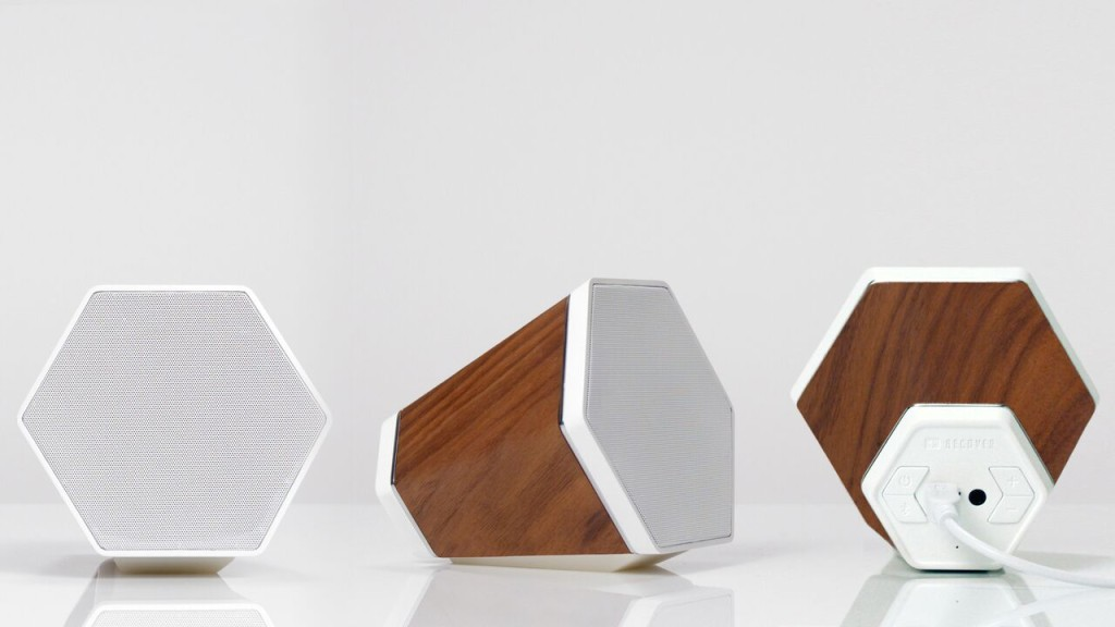 Recover Outlier Wireless Speakers