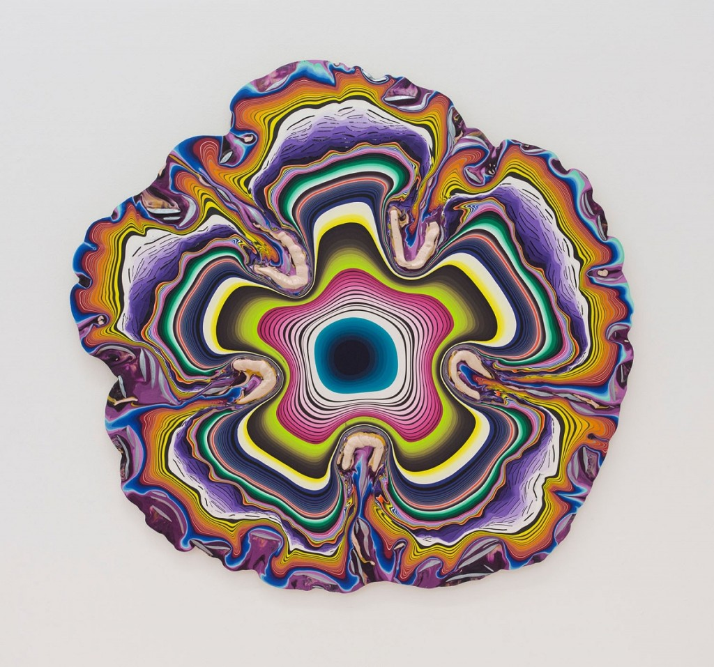 Holton Rower, With You I Step Lightly, 2016