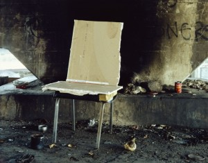 Landscapes for the Homeless #18