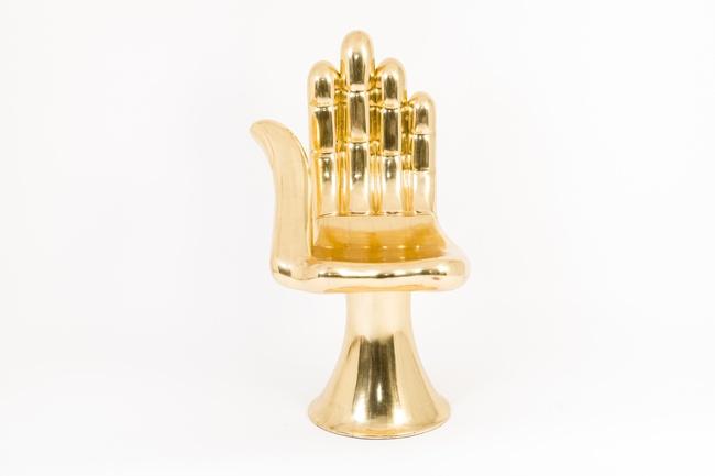 "Pedro Friedeberg ""Akhenaton's hand"" @ M+B"
