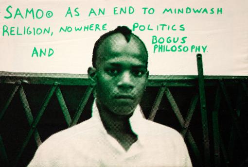 Teenage Basquiat