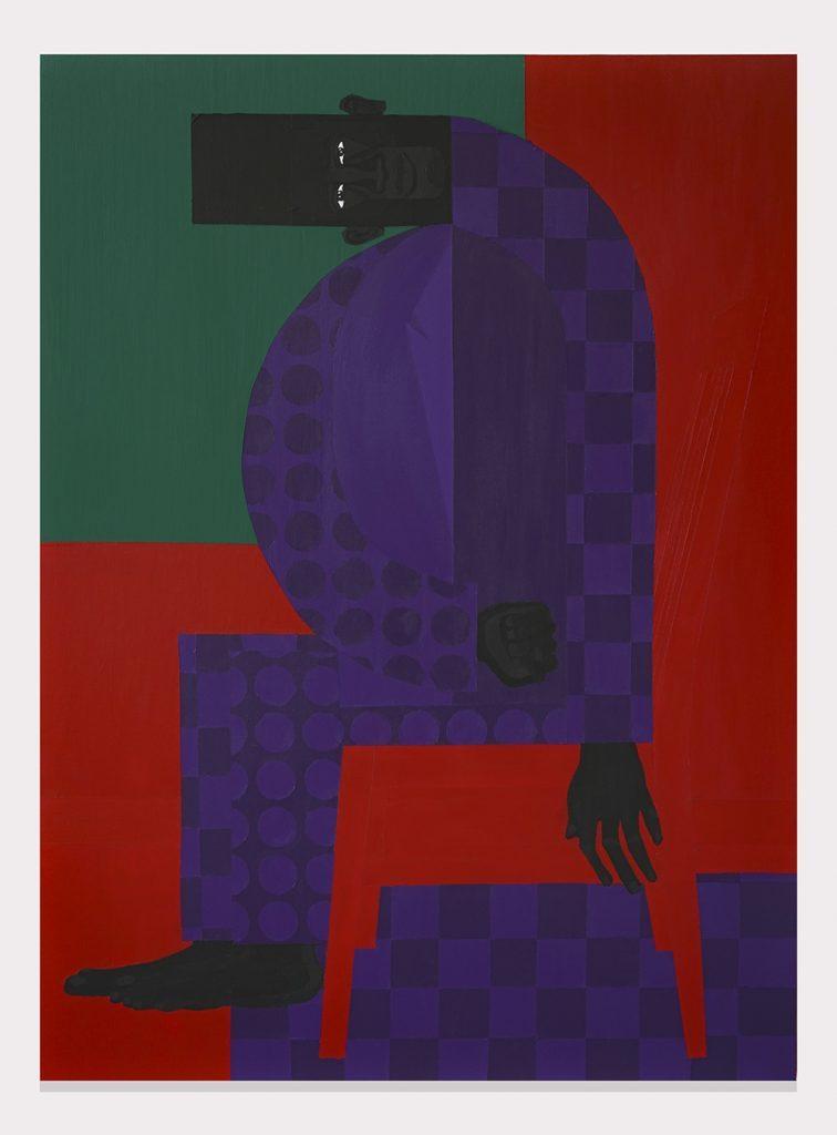 Jon Key. The Man In the Violet Suit. Violet Alabama, 2019.