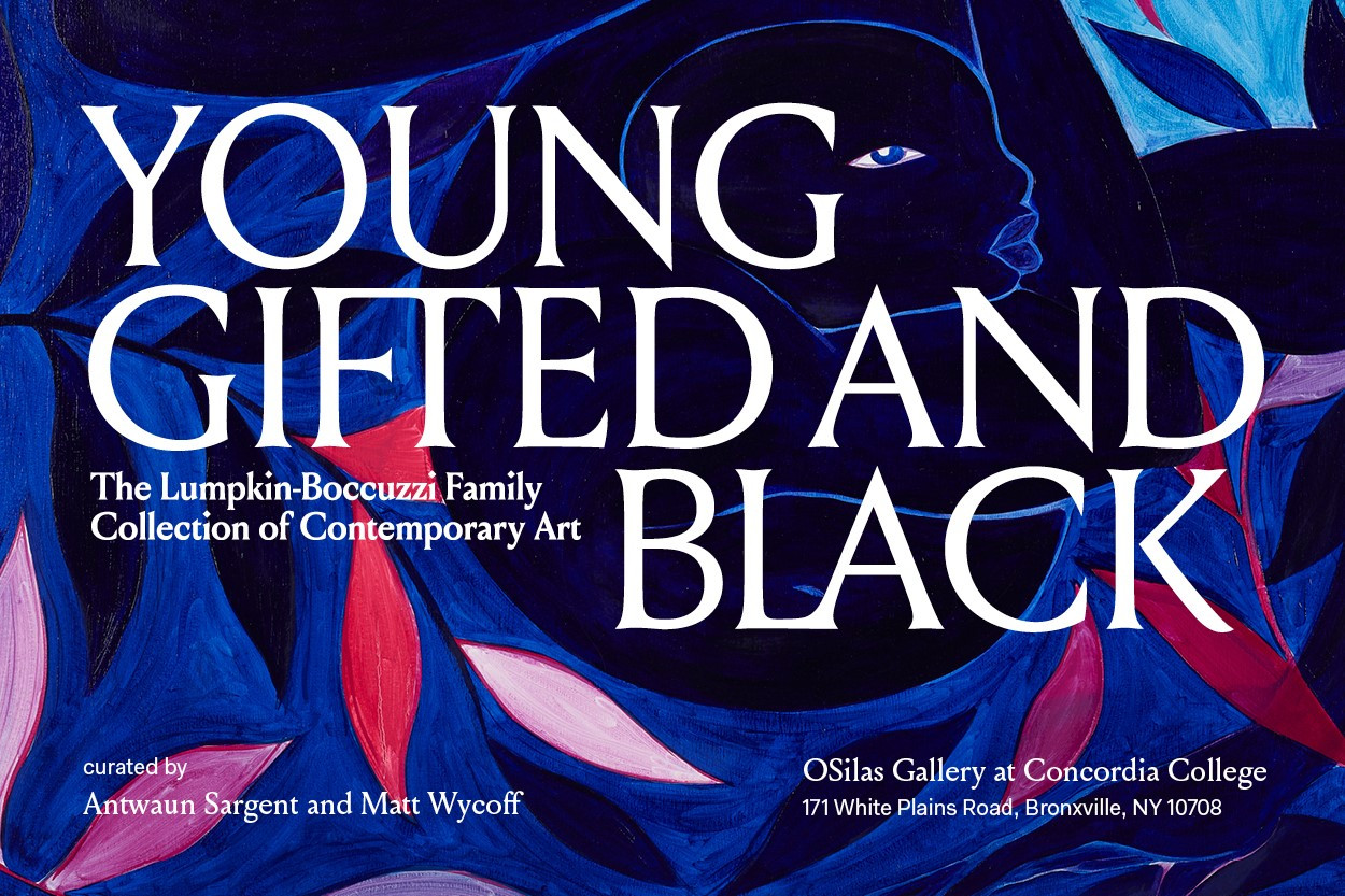 Young, Gifted and Black @ OSilas Gallery