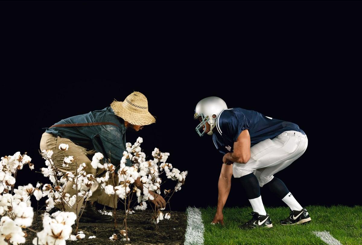 The Cotton Bowl, Frank Willis Thomas